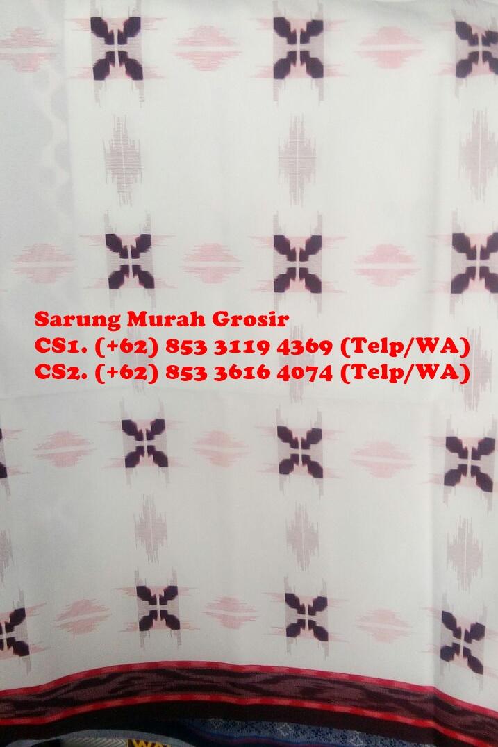 Grosir Sarung Murah Sorong Grosir Sarung Murah 0853